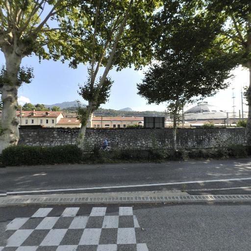Parking gare de Chambéry P2 - EFFIA - Parking public - Chambéry