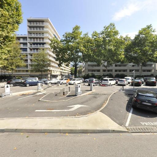 Parking Q-Park Roissard - Chambéry - Parking public - Chambéry