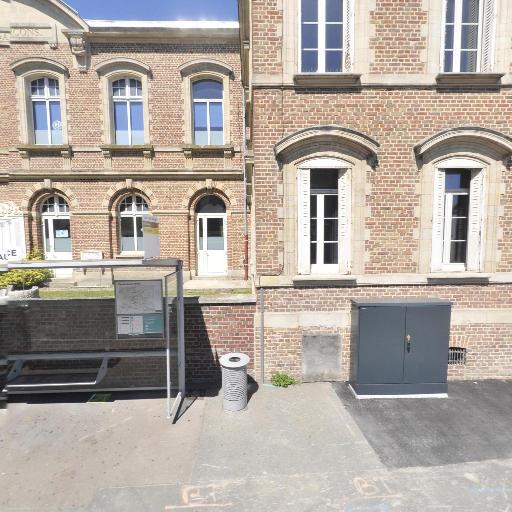 Restaurant Scolaire Saint Maurice - Restaurant d'entreprises et collectivités - Amiens