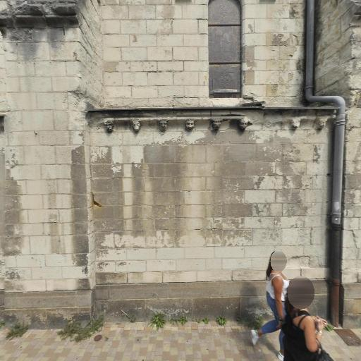Église de la Trinité - Attraction touristique - Angers