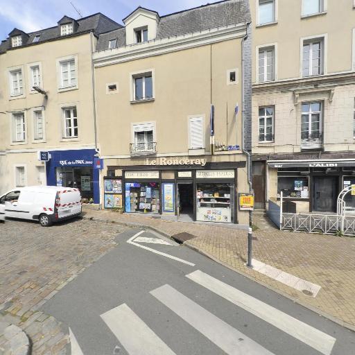 L'Etoffe Du Lieu - Architecte d'intérieur - Angers