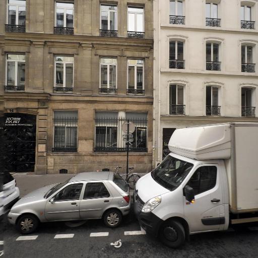Sécurité Social Centre de Reclassement Professionnel - Sécurité sociale - Paris