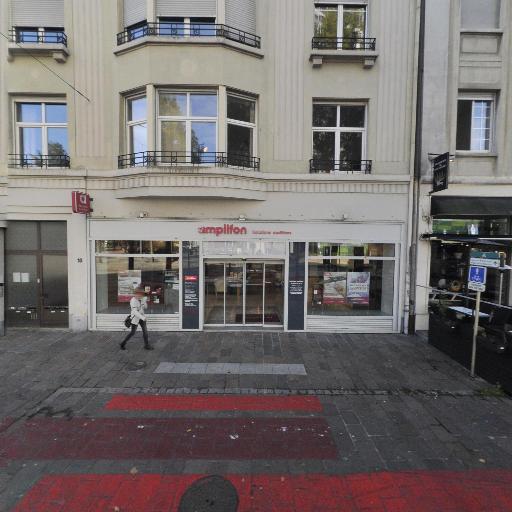 Amplifon - Vente et location de matériel médico-chirurgical - Mulhouse