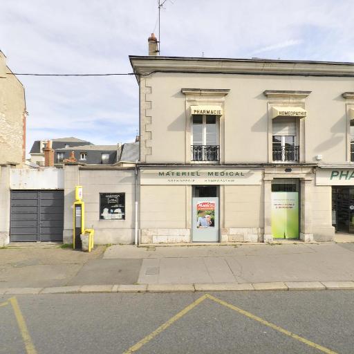 Pharmacie Fontvieille Marliere - Pharmacie - Orléans