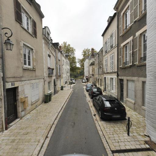 Presbytère de Notre-Dame-de-Recouvrance - Attraction touristique - Orléans