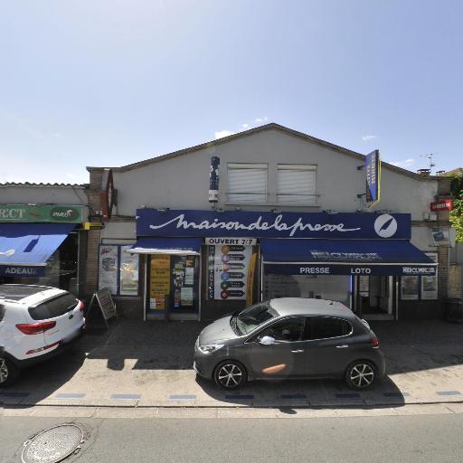 Maison de la Presse - Transport routier - Aucamville