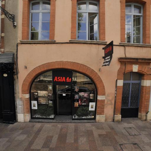 Asia - Agence de voyages - Toulouse