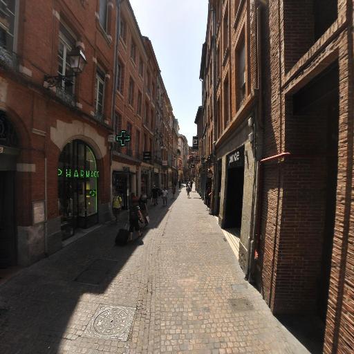 Café Bibent - Attraction touristique - Toulouse