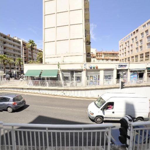 Maison de Justice et du Droit - Justice - services publics généraux - Toulon