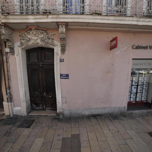 Parking Q-Park La Gare - Toulon - Parking public - Toulon