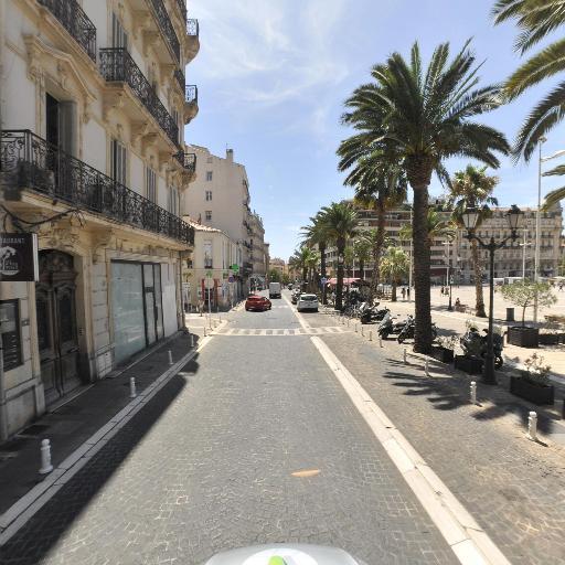 Q-Park France - Parking public - Toulon