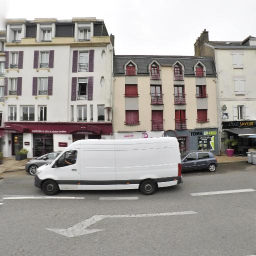 Photomaton Quimper Sncf - Parking public - Quimper