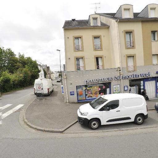 Pharmacie Du Moulin Vert - Pharmacie - Quimper
