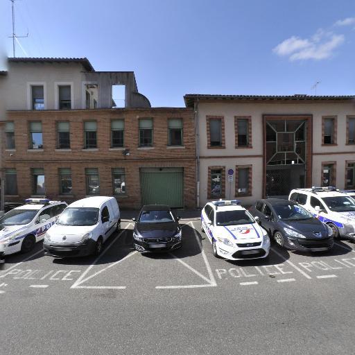 Commissariat de Police - Services de gendarmerie et de police - Montauban