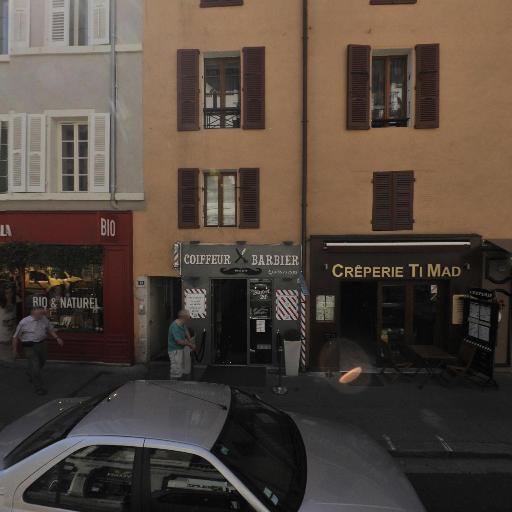JC Coiffure - Coiffeur à domicile - Annecy