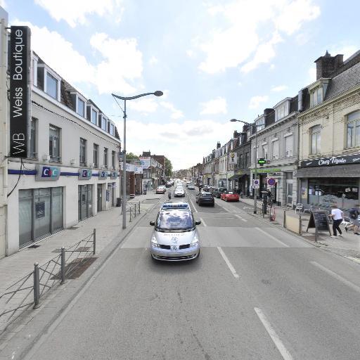 Atelier Dumez-Martin - Architecte - Lille