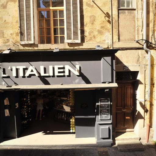 L'Italien - Épicerie fine - Aix-en-Provence