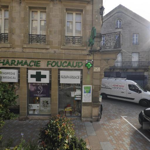 Pharmacie Foucaud - Pharmacie - Brive-la-Gaillarde