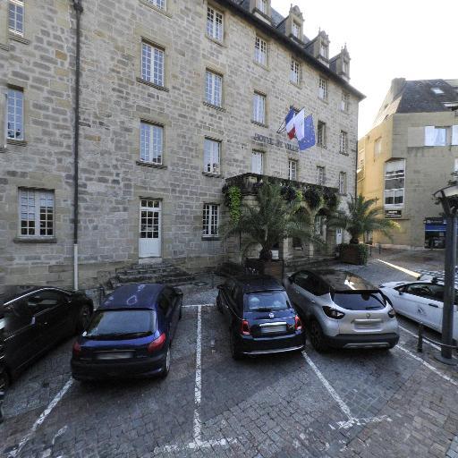 Mairie - Brive-la-Gaillarde - Mairie - Brive-la-Gaillarde