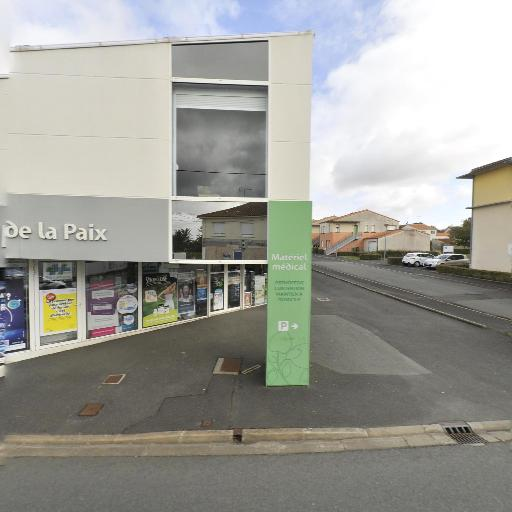 Pharmacie De La Paix - Pharmacie - Niort